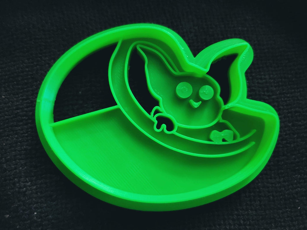 3D Printed Cookie Cutter Inspired by Baby Yoda