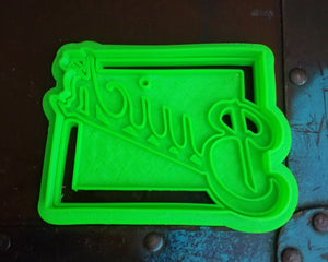 3D Printed Cookie Cutter Inspired by Buick