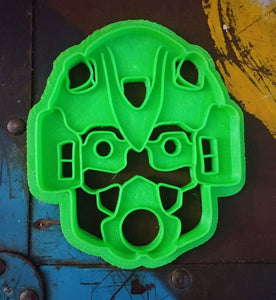 3D Printed Cookie Cutter Inspired by Transformers Movie Bumblebee