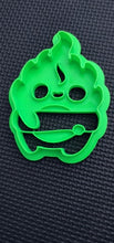 Load image into Gallery viewer, 3D Printed Cookie Cutter Inspired by Howls Moving Castle Calcifer
