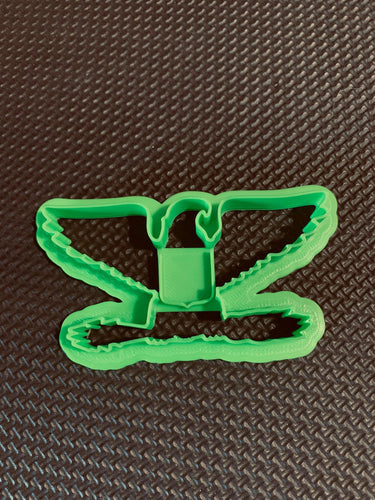3D Printed Cookie Cutter Inspired by the Colonel Rank Insignia for the USAF