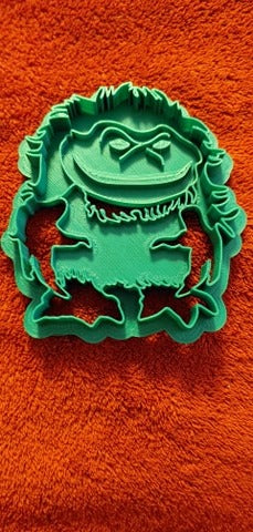 3D Printed Cookie Cutter Inspired by Critters