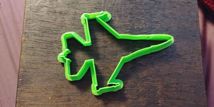 Set of 6 Military Cookie Cutters