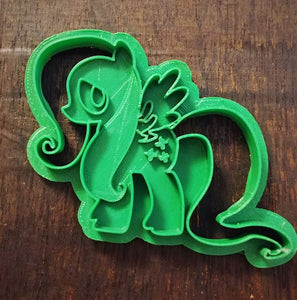 Set of 6 My Little Pony Cookie Cutters