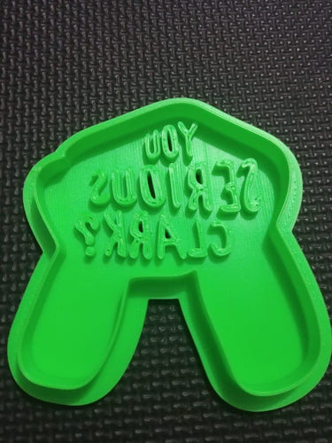 3D Printed Cookie Cutter Inspired by the National Lampoons Christmas