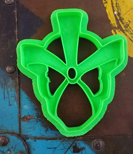 3D Printed Cookie Cutter Inspired by Vintage Marvel's Havok