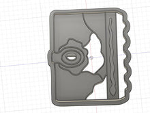 Load image into Gallery viewer, Set of 4 3D Printed  Cookie Cutters Inspired by Hocus Pocus