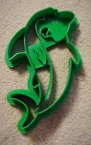 3D Printed Cookie Cutter Inspired by Hanna-Barberra Jabber Jaws