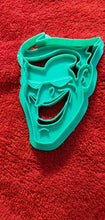 Load image into Gallery viewer, 3D Printed Cookie Cutter Inspired by DC Comics Joker