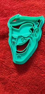 3D Printed Cookie Cutter Inspired by DC Comics Joker