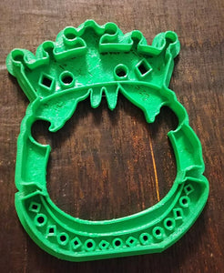 3D Printed King Cookie Cutter