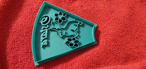 3D Printed Ostara Holiday Cookie Cutter
