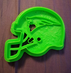 3D Printed Cookie Cutter Inspired by New England Patriots