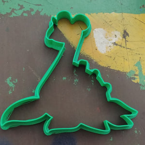 3D Printed Cookie Cutter Inspired by Pokemon Lapras