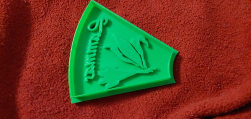 3D Printed Rammas Holiday Cookie Cutter