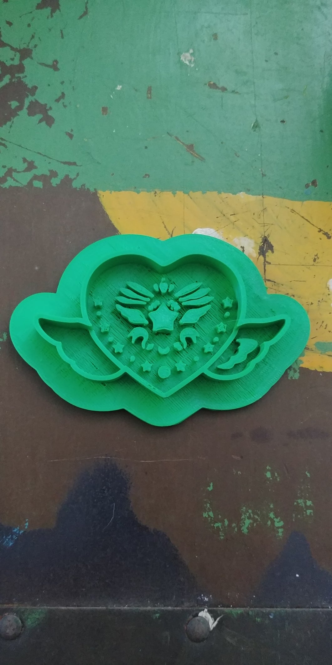 3D Printed Cookie Cutter Inspired by Sailor Moon