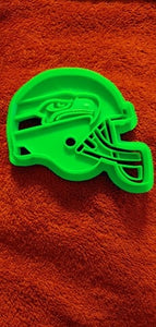 3D Printed Cookie Cutter Inspired by Seattle Seahawks