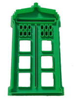 Load image into Gallery viewer, Set of 6 3D Printed Dr. Who Cookie Cutters