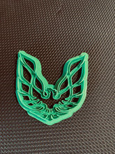 Load image into Gallery viewer, 3D Printed Cookie Cutter Inspired by the Pontiac Trans Am Emblem