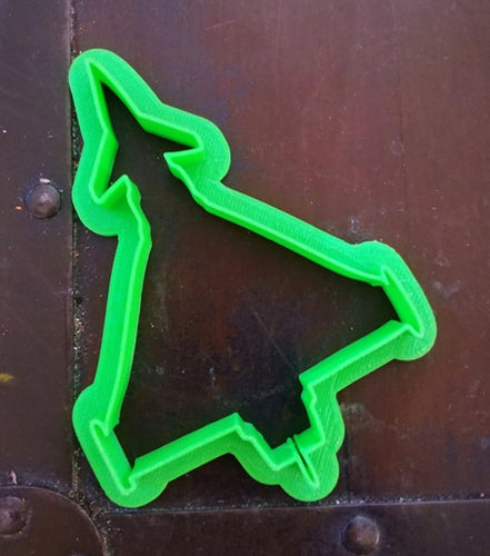 3D Printed Cookie Cutter Inspired by Eurofighter Typhoon