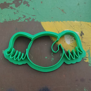 3D Printed Cookie Cutter Inspired by Von Dutch Flying Eye