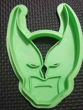 Load image into Gallery viewer, 3D Printed Cookie Cutter Inspired by X-Men Wolverine Head