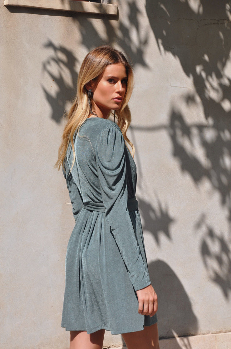 Andrea Dress - Green