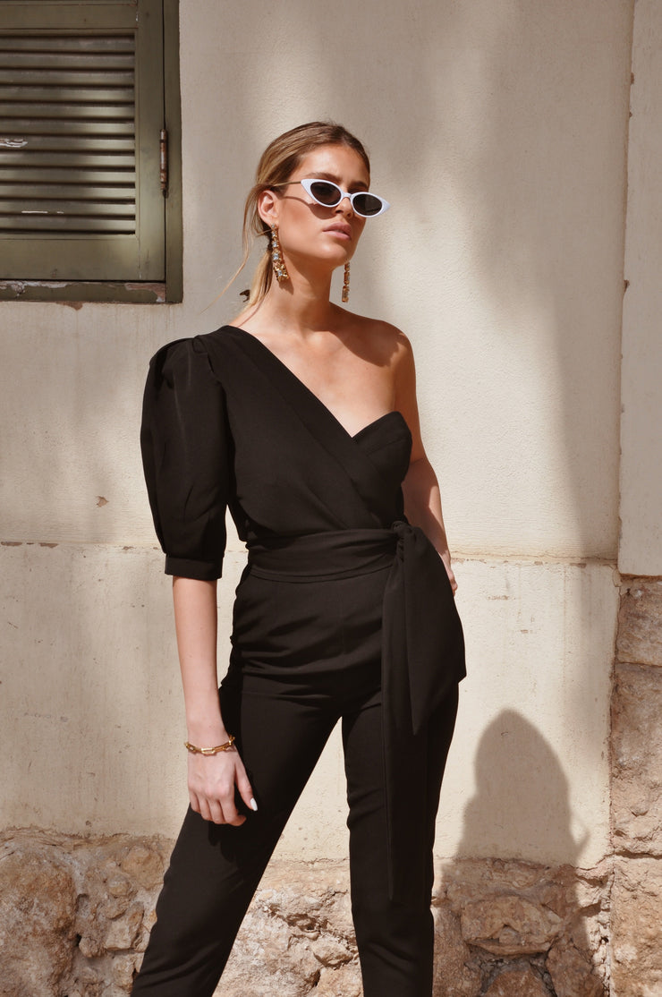 Melody Jumpsuit - Black