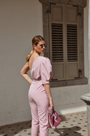 Melody Jumpsuit - Light Pink