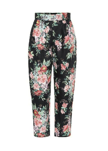 ZIMMERMANN DELIGHT TUCK PANT