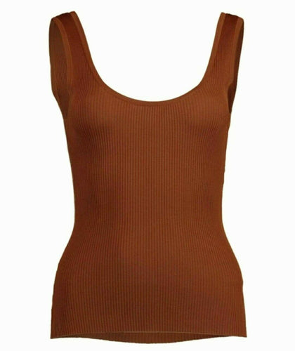 ZIMMERMANN EDIE SCOOP NECK TANK