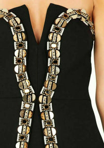 sass and bide CROWN OF LOVERS EMBELLISHED TOP
