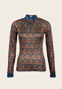 Espoir Checquered Everyday Riding Shirt