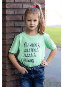 Harry's Horse Kids Quote T-Shirt