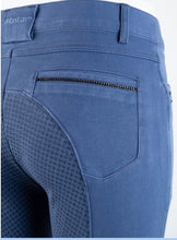 Load image into Gallery viewer, Montar Elena Denim Chain Breech