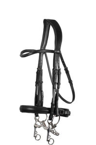 Montar Normandie Double Bridle
