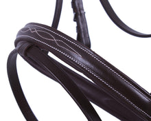 Load image into Gallery viewer, QHP Luxury Stitched Bridle