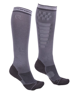 QHP Super Grip Riding Socks
