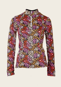 Espoir Rainbow Daisy Everyday Riding Shirt