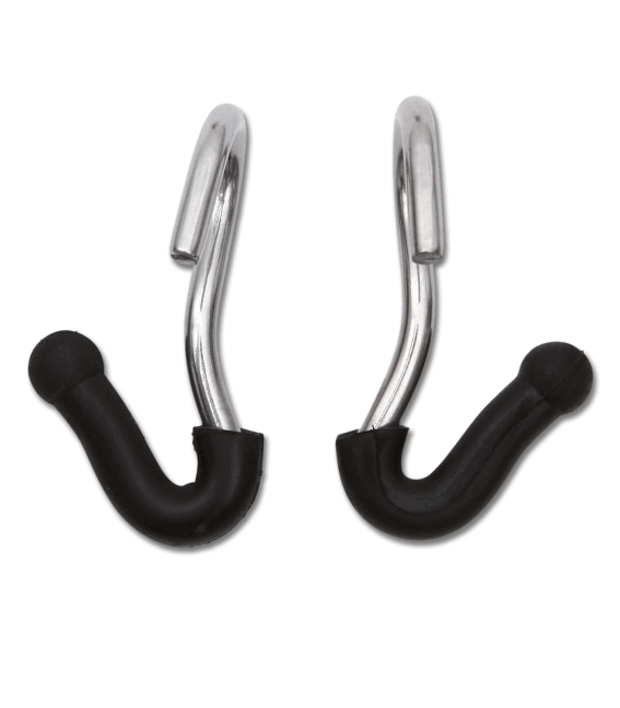 Waldhausen Curb Chain Hooks Rubber