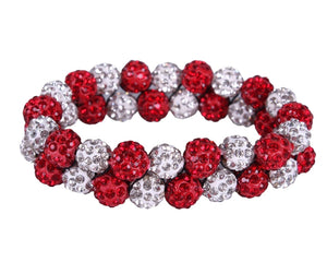 QHP Strass  Hair Scrunchie