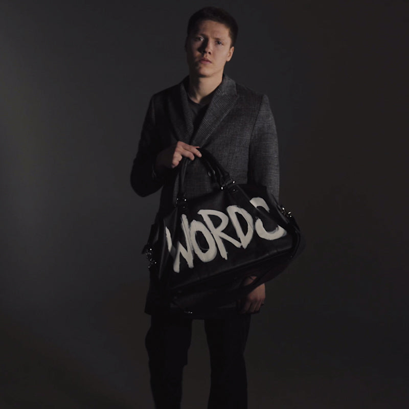 Words Weekend Bag