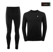 Load image into Gallery viewer, 2019 New Winter Men Thermal Underwear Sets Elastic Warm Fleece Long Johns for Men Polartec Breathable Thermo Underwear Suits