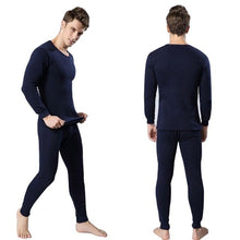 Load image into Gallery viewer, Men's Thermal Underwear Sets Winter Warm Men's Underwear Men's Thick Thermal Underwear Long Johns NEW V3