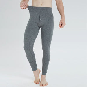 Thermal Underwear for men thick Winter leggings fleece Long Johns protect the keen keep warm size M to 4XL