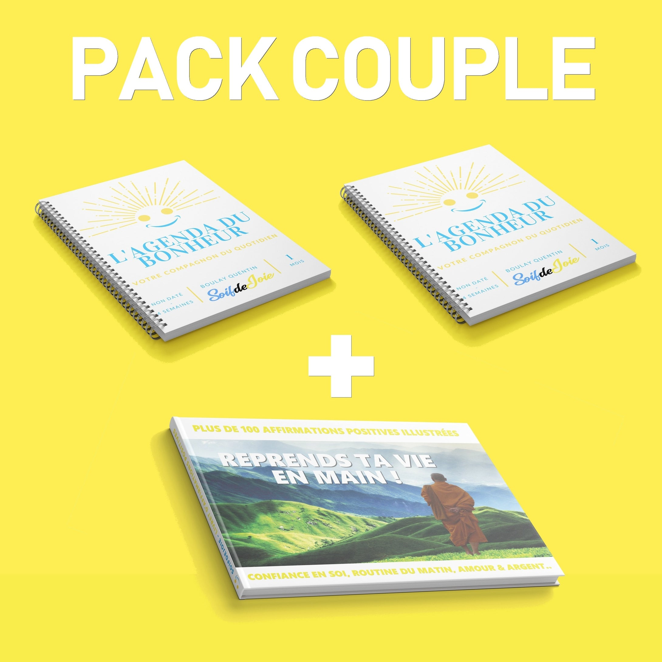 PACK COUPLE