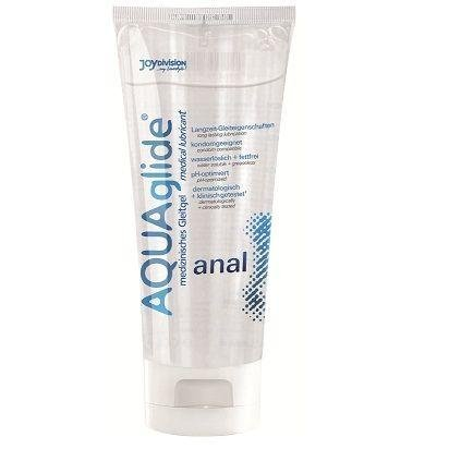 AQUAGLIDE LUBRICANTE ANAL 100 ML - Chocolate-Love-sexshop