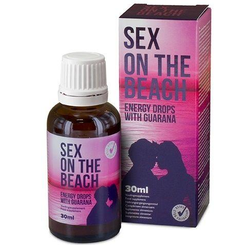 COBECO SEX ON THE BEACH ENERGIA SEXUAL UNISEX 30ML - Chocolate-Love-sexshop