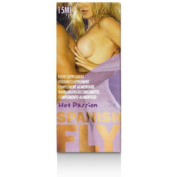 COBECO SPANISH FLY GOTAS HOT PASSION 15ML - Chocolate-Love-sexshop