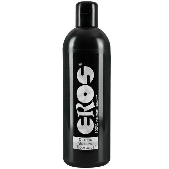 EROS CLASSIC SILICONA BODYGLIDE 500 ML - Chocolate-Love-sexshop